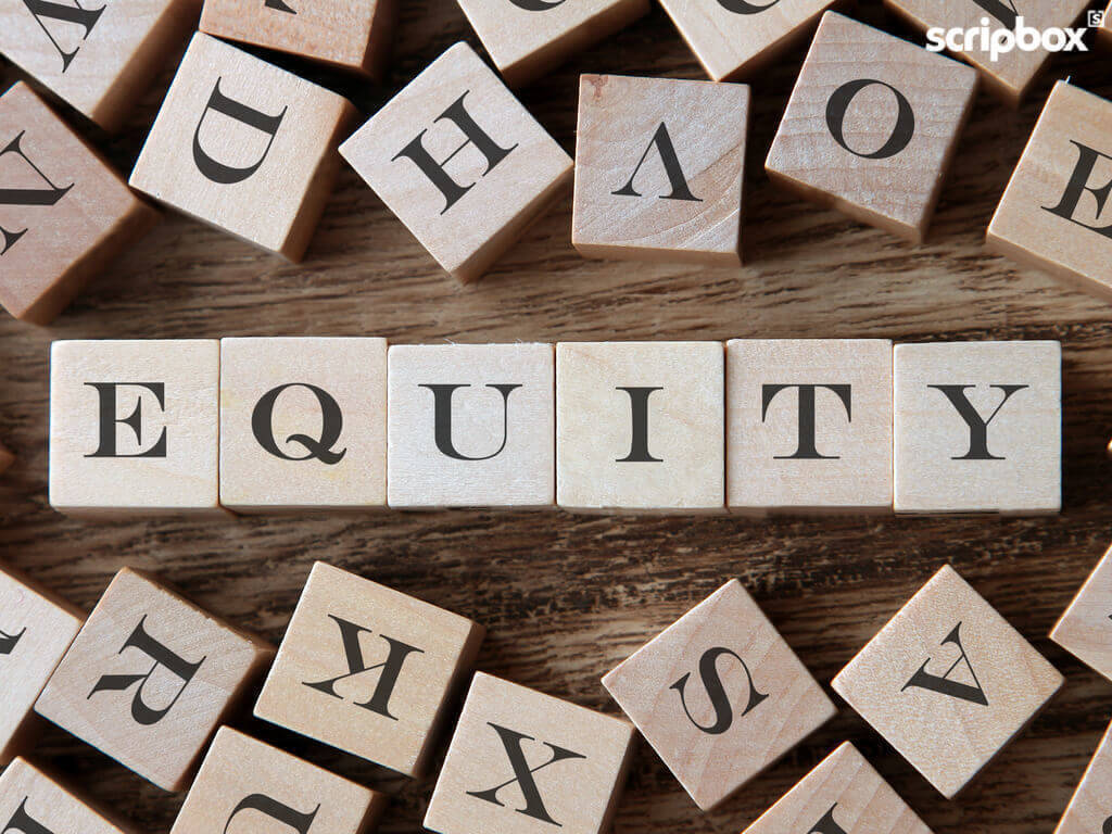 The reasons why logical people choose equity