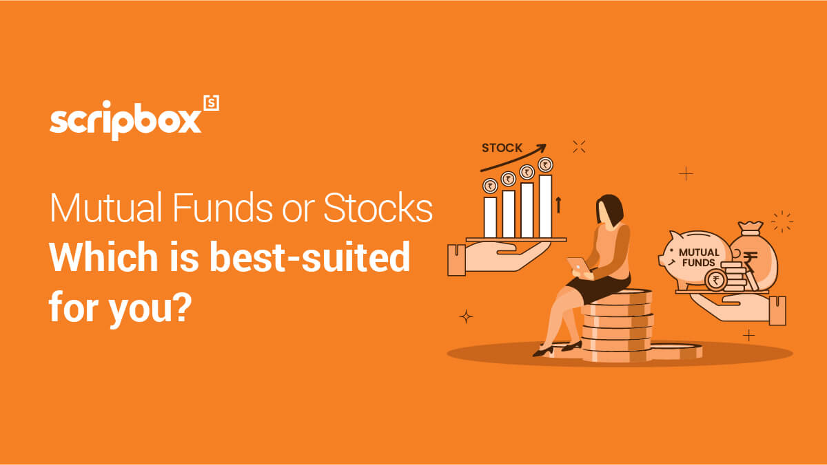Mutual Funds vs Stocks