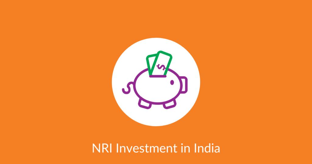 NRI Investment in India