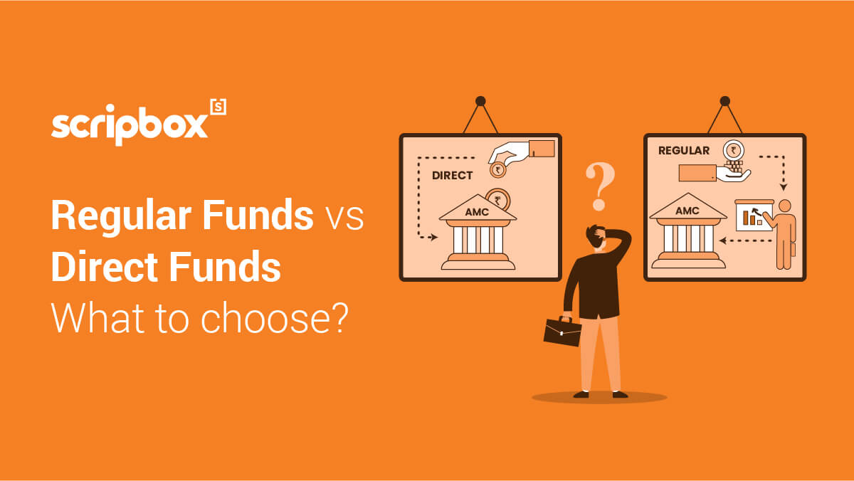 regular vs direct mutual fund