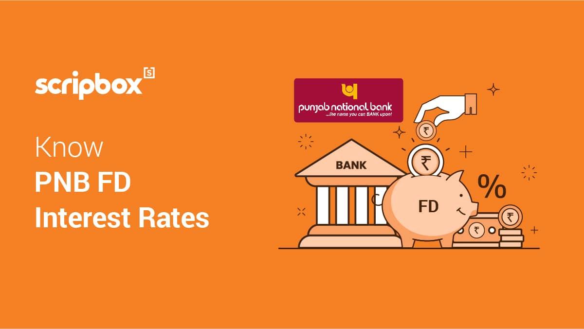 pnb fd rates
