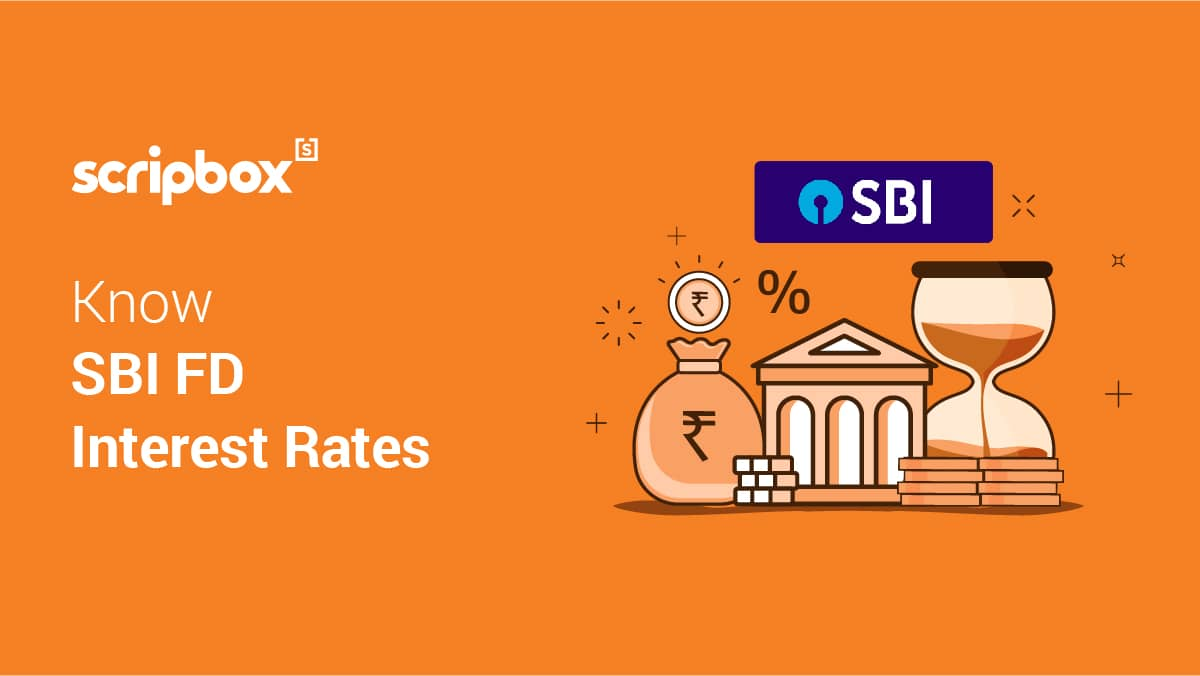 sbi fd interest rates