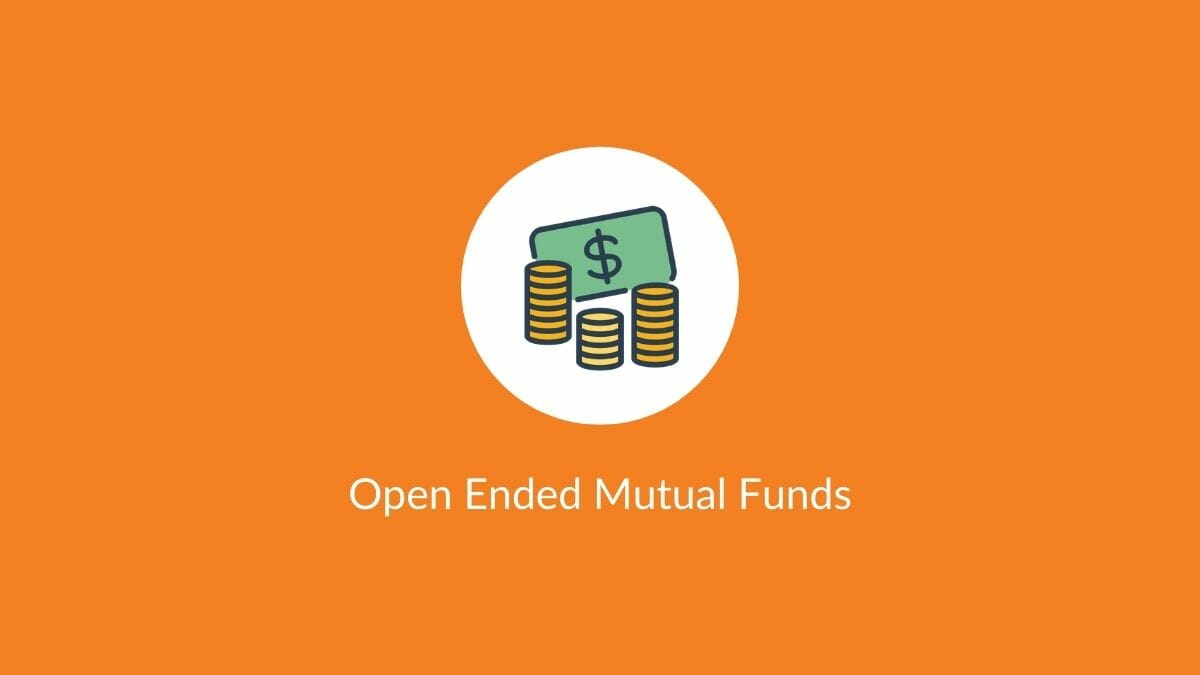 open ended mutual funds